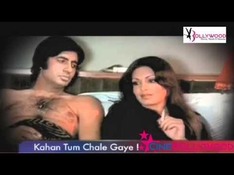 Untold Love Story of Parveen Babi & Mahesh Bhatt