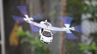 how to make a Helicopter - quadcopter helicopter
