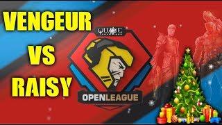 SEMI Final VENGEUR vs RAISY - Quake Open League Season 9 Elite EU