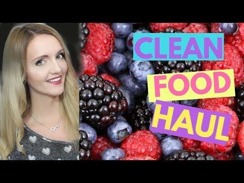 Food Haul gesund & Rezeptideen | Wocheneinkauf | Sandylicious