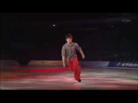 小塚崇彦選手の動画でジャンプを見分けよう『STARS ON ICE 2012編』