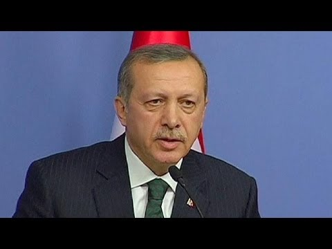 Turkey's Erdogan government rocked by corruption forces