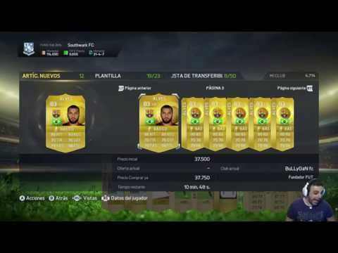 FIFA 15 | PACK OPENING Buscando LIONEL MESSI IF