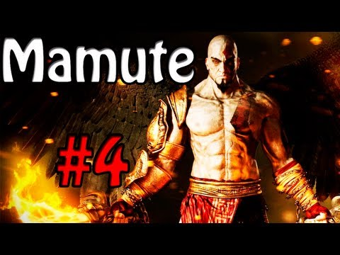 O Mamute Pequeninio Ou Não Xd  - God Of War Ascension #4 +16 video