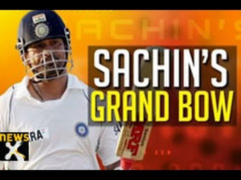 Mukesh Ambani celebrates Sachin's 100th ton - 1 of 2 @NewsX