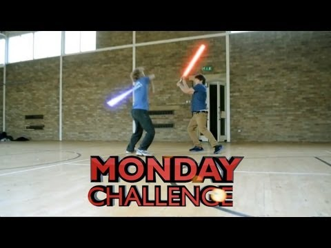 The Star Wars Challenge!