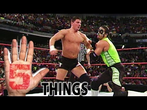 Superstars you didn't know were in WWE! - Five Things