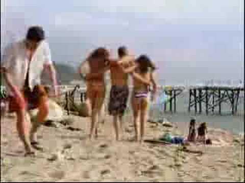 Topless Sexy Beach Girls on Beach Vacation! HOT