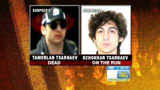 Bombing Suspect Dzhokhar Tsarnaev's Dad Advises Suspect to Give Up