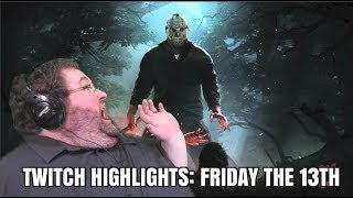 Live Stream Highlights: Friday the 13th: The Game