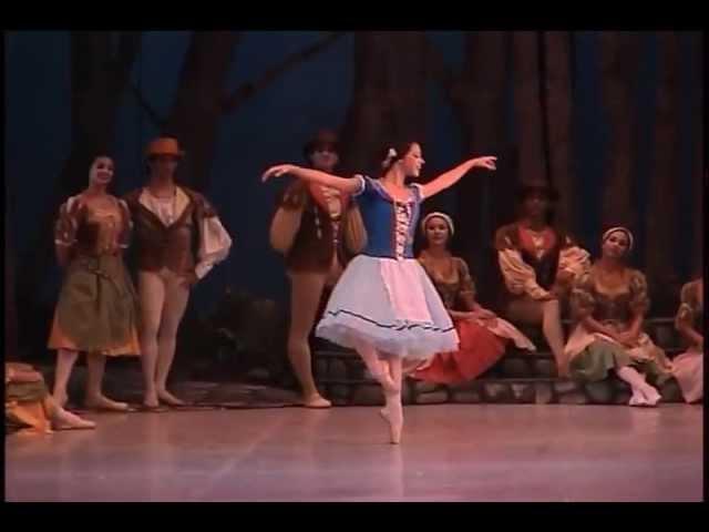 Giselle 1er acto - Anette Delgado y Dani Hernandez - Ballet Nacional de Cuba