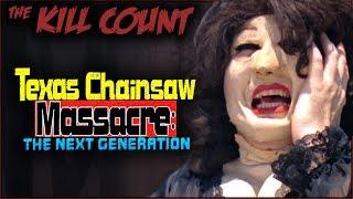 Texas Chainsaw Massacre: The Next Generation (1995) KILL COUNT