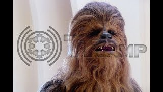 TRamp - Chewbacca Character Profile Demo