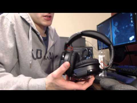 Afterglow wireless gaming 5.1 headset unboxing. review and mic test