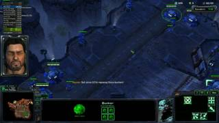 Starcraft 2: Wings of Liberty Speedrun Normal any% 1:53:26 WR