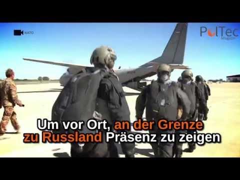 Nato: Russland soll die Krim an die Ukraine zurückgeben