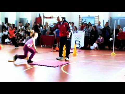 videoclip SPORT A SCUOLA by CENTRO STUDI KARATE dt Vincenzo URSINO