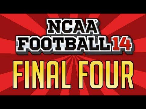 NCAA Football 14 - Final 4 Teams for MrHurriicane's Dynasty - Help Me Decide!