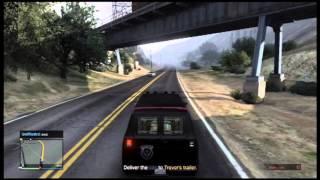 GTA 5 Online: Doing a Mission For Trevor (GTA V Online Gameplay)