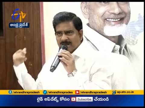 Minister Devineni Attacks on BJP, YCP & Congress
