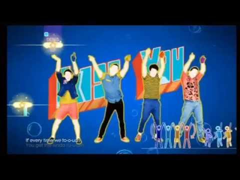 Just Dance 2014 Wii - One Direction - Kiss You video