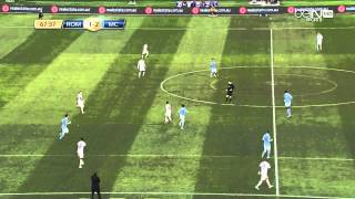 (Full Match) Part 2  AS Roma vs Manchester City ( 2015 International Championship Cup 21-7-2015)