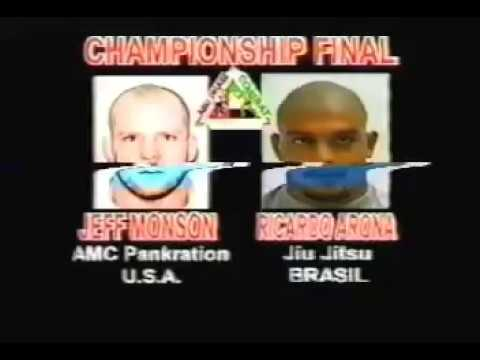 Ricardo Arona vs Jeff Monson   ADCC 2000 by zamabetaa Image 1