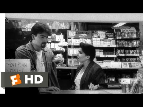 37 Cocks - Clerks. (3/12) Movie CLIP (1994) HD