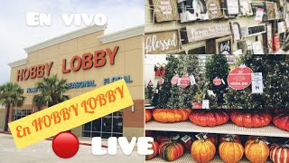 Hobby Lobby Halloween Decor 2018 Shop with Me!