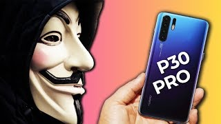 The TRUTH about the HUAWEI P30 PRO !