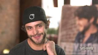 Download Lagu Thomas Rhett Interview with Taste of Country Gratis STAFABAND