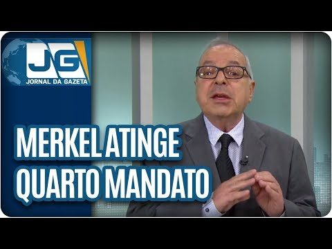 João Batista Natali/Angela Merkel atinge quarto mandato