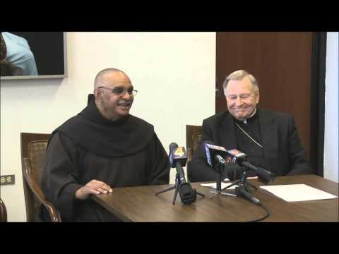 Bishop Elect Fernand