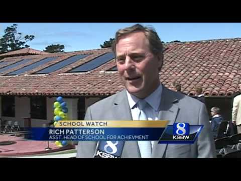 Dedication for Santa Catalina School - 09/21/2013