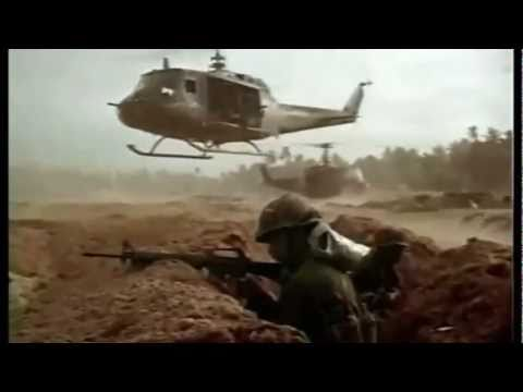 The Doors ! The absurdness Vietnam (War) - Riders on the Storm - HD