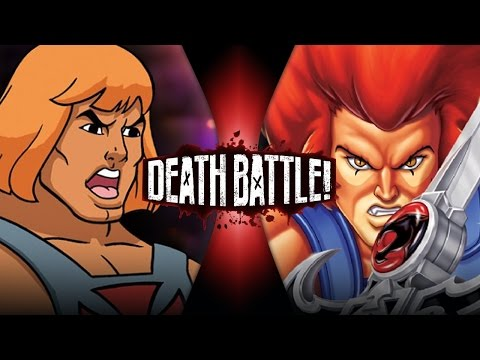 He-Man VS Lion-O | DEATH BATTLE! | ScrewAttack! Music Videos