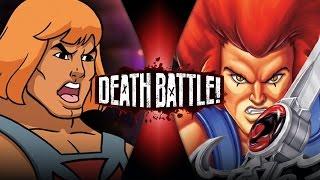 Batalla de Leon-O versus He-Man ¿quién gana?