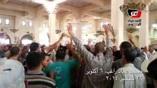 هتافات داخل مسجد بأكتوبر: «إسلامية إسلامية .. يسقط حكم العسكر»