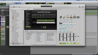 Use Mainstage 3 And Alchemy Synth In Pro Tools 12, 11, 10 and 9