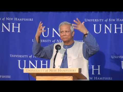 Muhammad Yunus Keynote