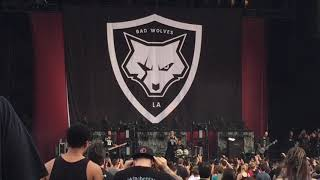 "Download Lagu Bad Wolves ""Zombie"" September 6, 2018 Gratis STAFABAND"