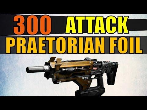 300 Attack Praetorian Foil! Is It Worth Upgrading?