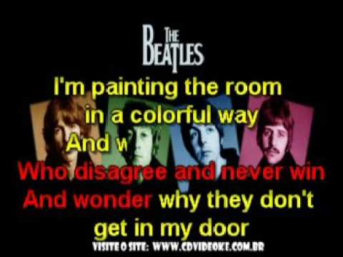 Beatles, The   Fixing A Hole