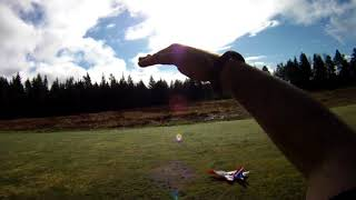 Beginner Park Jet flying series maiden flight of the RC Powers Mig29 V1