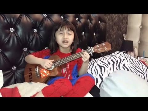 Biar saja ukulele cover by aryanna alyssa