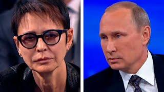 Путин ответил Хакамаде, кто убил Немцова