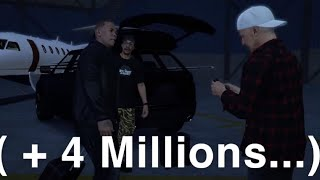 GTA 5 ONLINE court métrage