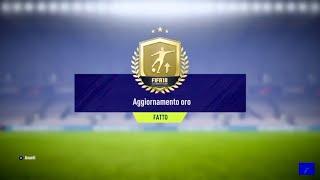 FIFA 18 - SFIDA CREAZIONE ROSA - (AGGIORNAMENTO ORO)