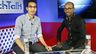 TechTalk With Solomon S5 E8 Part 1 - Michael Mekonnen MIT Grad. & Google Software Engineer