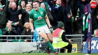 Is Ireland's attack too reliant on Stockdale?
